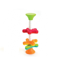 ZAKRĘCONE MINI SPINNY - FAT BRAIN TOYS