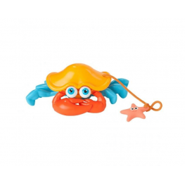 FAT BRAIN TOY: CRABBY WESOŁA ZABAWKA