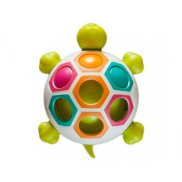 ŻÓŁW SHELLY SORTER KOLORÓW - FAT BRAIN TOYS